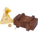groothandel Woondecoratie: Smartbox houten kist , 10x7x5cm