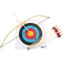 Jeu de tir à l'arc de sport, 14x3,5x80cm
