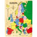 Puzzle Europe, 40,30x30,30x1cm