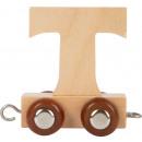mayorista Casa y decoración: Tren de letras, madera T, 7.5x4x6.5cm