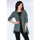 wholesale Coats & Jackets:Coat CG026 Dark Green