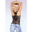 wholesale Shirts & Blouses: Blouse Harriet Black 90301 size - S / L