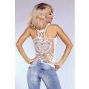 wholesale Shirts & Blouses: Blouse Harriet White 90301 size - S / L