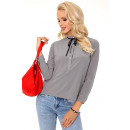groothandel Kleding & Fashion: Blouse Semele grijs 85283