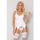 grossiste Vetements érotiques: Alazne Blanc LC 90421 Corset Collection ...