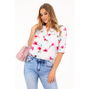 wholesale Shirts & Blouses: Majkena White blouse 85486