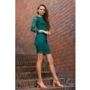 Großhandel Kleider: Merribel Kleid 10391D Grün