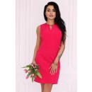 Großhandel Kleider: Kleid Viran Fuchsia 85475