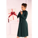 wholesale Fashion & Apparel: Dress Hamien Dark Green 85603