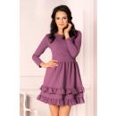 wholesale Dresses:Madelana Blueberry dress