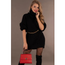 Großhandel Pullover & Sweatshirts: Joriana Schwarzer Pullover