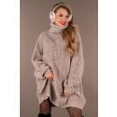 Großhandel Pullover & Sweatshirts:Jorian Mocca-Pullover