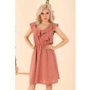 Großhandel Kleider: Violayam Dusty Rose D91 Kleid