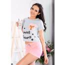 wholesale Nightwear:pyjamas Russet Foxy 0204