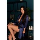 groothandel Bad- & handdoeken: Edelina Marineblauw LC 90520 Est Belle Coll