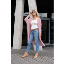 groothandel Truien & pullovers: Vest Marathen Poedermaat - ONE SIZE