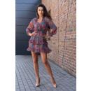 Großhandel Kleider:Visteriam Kleid D163