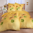 Bedding set 2 pcs. With zipper