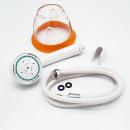 mayorista Calefacción y sanitarios: Ducha de mano HYDAS ducha 8 funciones wellness