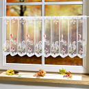 Window Curtain Kitchen Curtain Bistrogardine Kurzg