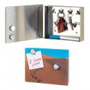 mayorista Material de oficina: Caja de llaves de acero inoxidable WENKO con table