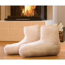 wholesale Other: WENKO lambswool thermo bed shoes
