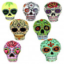 Mexican skull plush 15 cms