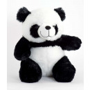 groothandel Poppen & Pluche:panda teddybeer 20 cm