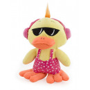 duck with sunglasses 20 cms