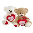 teddy bear with heart tie 3 models. twenty