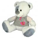 butterfly teddy bear t-shirt 18 cms c / str