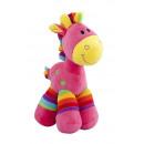 groothandel Kindermeubilair: roze giraf voor kinderen 30 cm