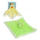 Großhandel Babyspielzeug: Dou-Dou Frosch Rassel Ente 27 cm