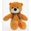 grossiste Poupees et peluches:cravate ours 70 cms st