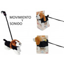 dog movement and sound Display