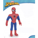 Spiderman debout rouge 45 cm