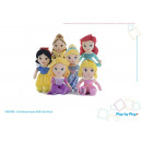 Disney adorable princess assorted 6 plush