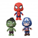 assorted superheroes 40 cms