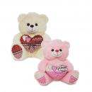 heart bear with love 37 cms