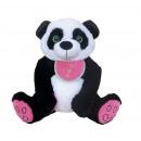 oso panda babero 43 cms