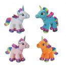 unicorn 25 cms assorted )
