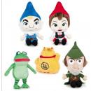 sherlock gnomes s300 5 modelos 32 cms