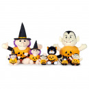 halloween pumpkin costume 3 models 30 cms