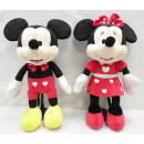 wholesale Dolls &Plush: Mickey and Minnie love45 cms