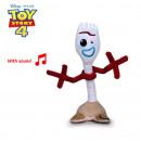 Großhandel Puppen & Plüsch: Toy Story 4 Gabel mit Ton 20 cm
