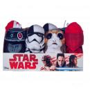 Star Wars last yedi small 3 models cdu 17 cms
