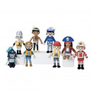 playmobil 22 cms with assorted
