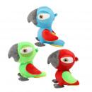 hurtownia Zabawki pluszowe & lalki:papuga 50 cm mieszany