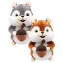 wholesale Dolls &Plush:squirrel 40 cms