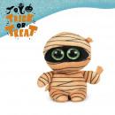 mummy flashing eyes mask 15 cms